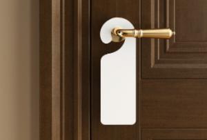 Door Levers w/ locks